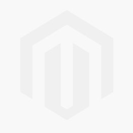 Round mirror with compartment - black