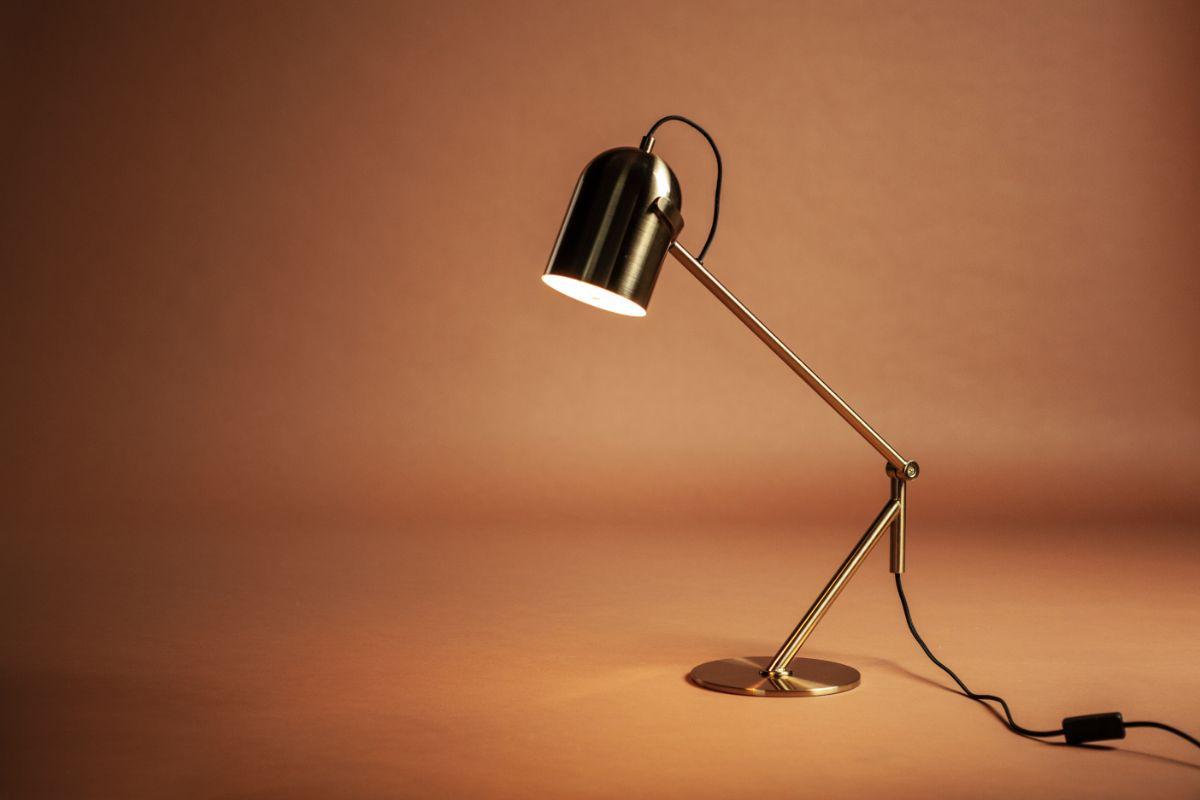 Tafellamp Sleek Gold