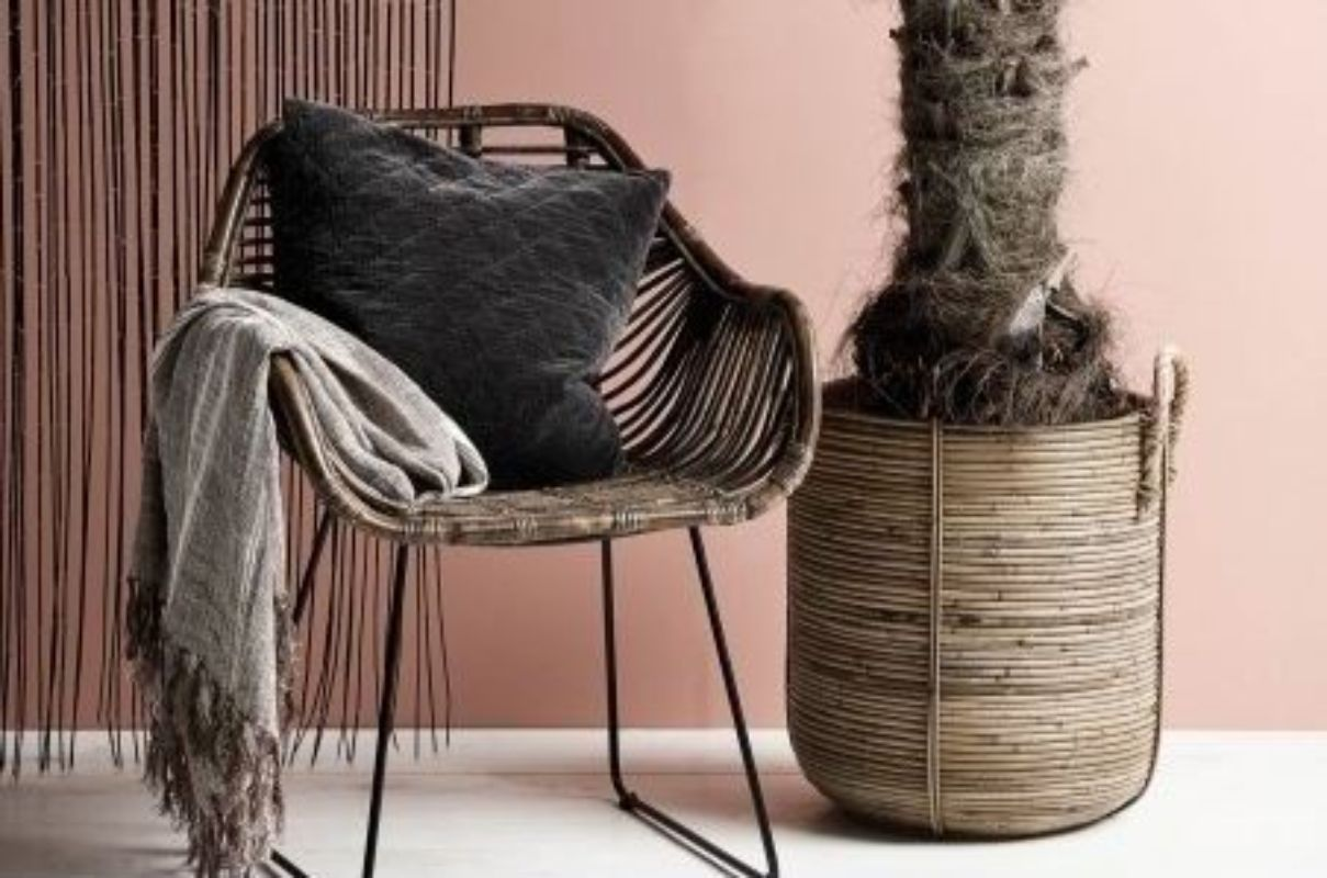 Rotan Dining Chair